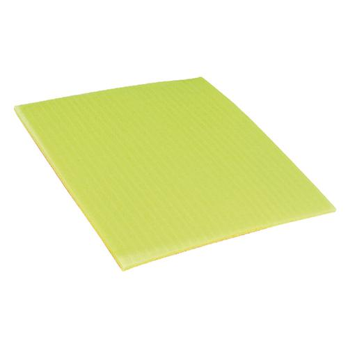 Ecotech Sponge Cloths 200x180mm Yellow (Pack of 10) SC100