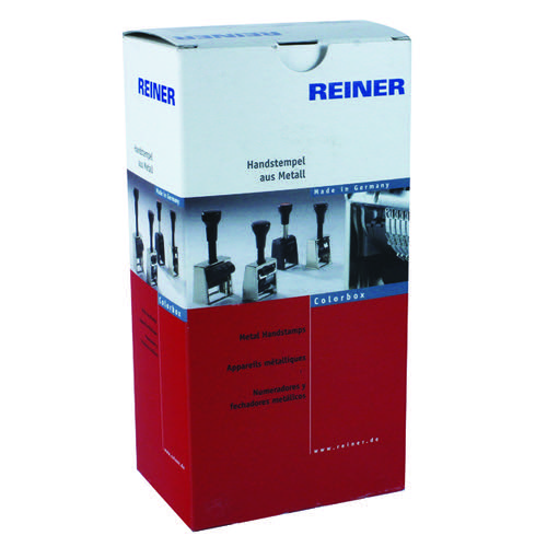 COLOP Reiner B6K Digit Auto Numberer 4.5mm REIB6K45