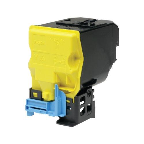 Epson S050747 Yellow Toner Cartridge C13S050747