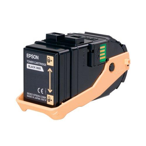 Epson S050605 Black Toner Cartridge C13S050605