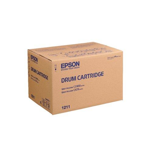 Epson S051211 Cyan/Magenta/Yellow/Black Drum Cartridge C13S051211