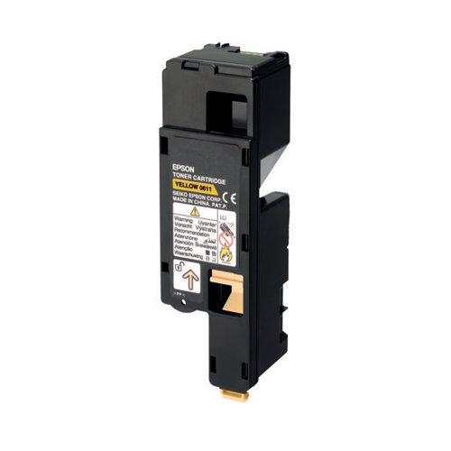 Epson S050611 Yellow Toner Cartridge High Capacity C13S050611 / S050611