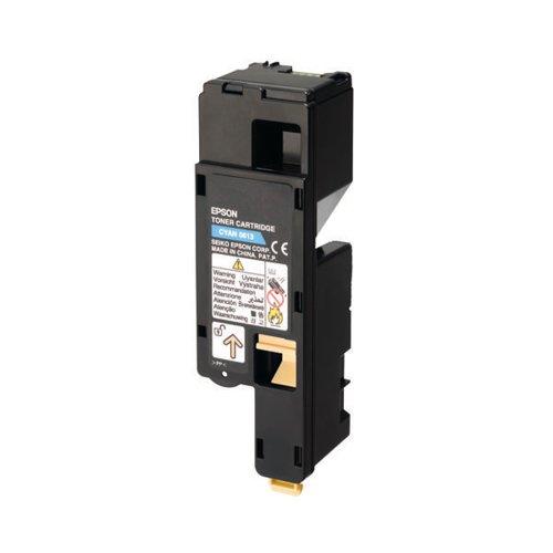 Epson S050613 Cyan Toner Cartridge High Capacity C13S050613 / S050613