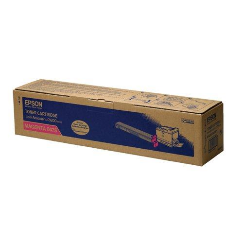 Epson S0504 Magenta Toner Cartridge C13S050475 / S050475