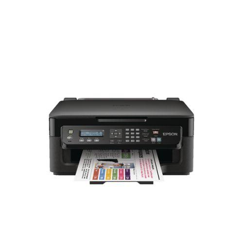 Epson Black WorkForce WF-2510WF All-in-One Wireless Colour A4 Inkjet Printer C11CC58301