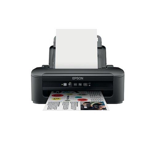 Epson Black WorkForce WF-2010W Wireless Colour A4 Inkjet Printer C11CC40301