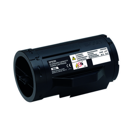 Epson S050690 Black Toner Cartridge Standard Yield C13S050690