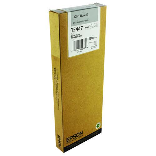 Epson Stylus Pro 9600 Light Black Inkjet Cartridge C13T544700