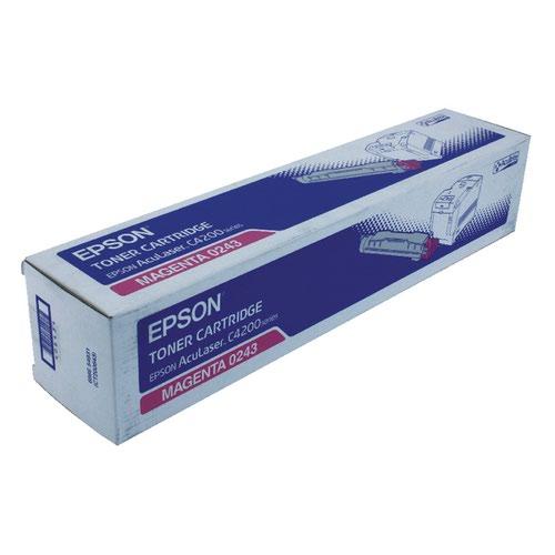 Epson S0502 Magenta Toner Cartridge C13S050243 / S0502