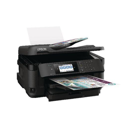Epson WorkForce Inkjet Printer WF-7710DWF