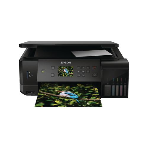 Epson EcoTank ET-7700 Inkjet Printer (3 in 1, print, scan and copy) C11CG15401CE