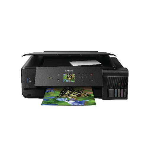 Epson EcoTank ET-7750 Inkjet Printer (Photo printing up to A3) C11CG16401CE