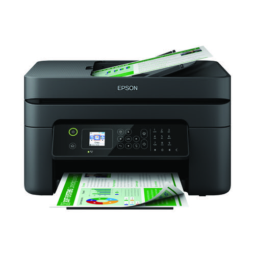 Epson Workforce WF-2830DWF Inkjet Printer C11CG30401