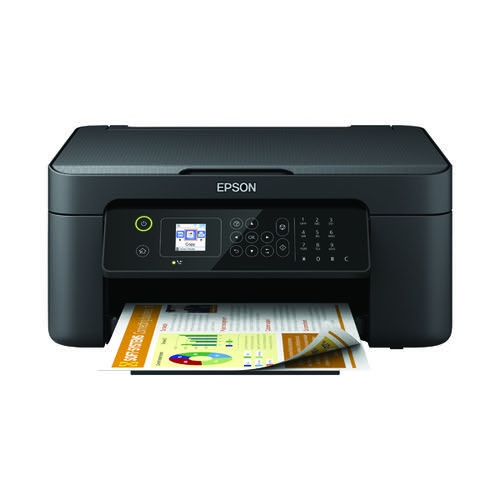Epson Workforce WF-2810DWF Inkjet Printer C11CH90401