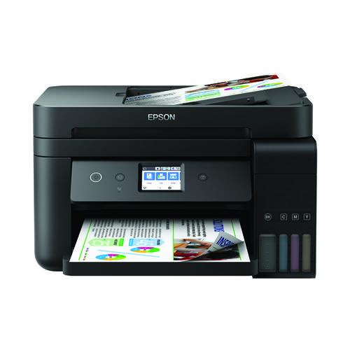 Epson EcoTank ET4750B Inkjet Printer C11CG19401A2