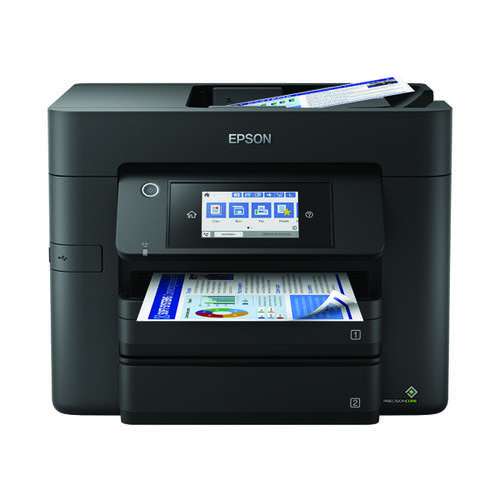 Epson Workforce WF-4830DTWF Inkjet Printer C11CJ05401