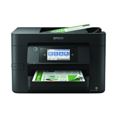 Epson Workforce WF-4820DWF Inkjet Printer C11CJ06401