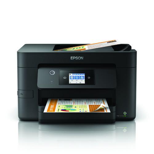 Epson Workforce WF-3820DWF Inkjet Printer C11CJ07401