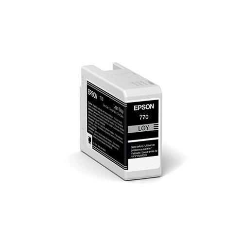 Epson T46S5 Light Cyan UltraChrome Pro Ink 25ml C13T46S500
