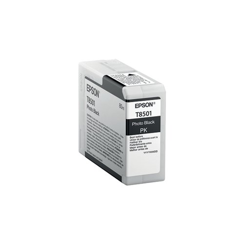 Epson Photo Black Ink Cartridge 80ml C13T850100