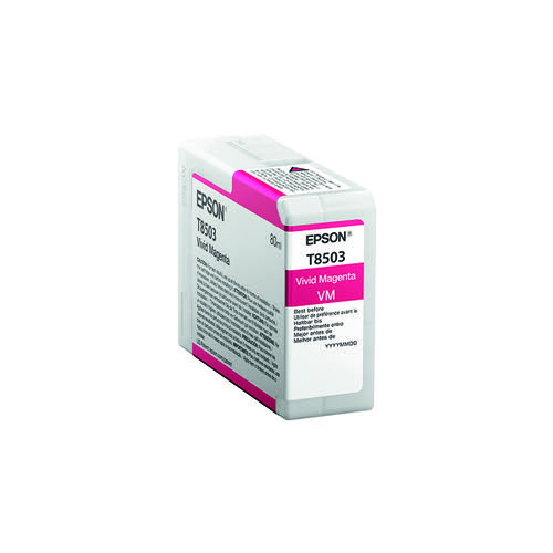 Epson Magenta Ink Cartridge C13T850300