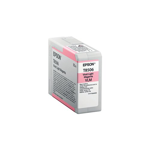 Epson Light Magenta Ink Cartridge C13T850600
