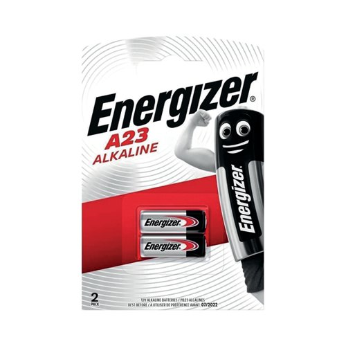 Energizer Alkaline Battery A23/E23A (Pack of 2) 629564