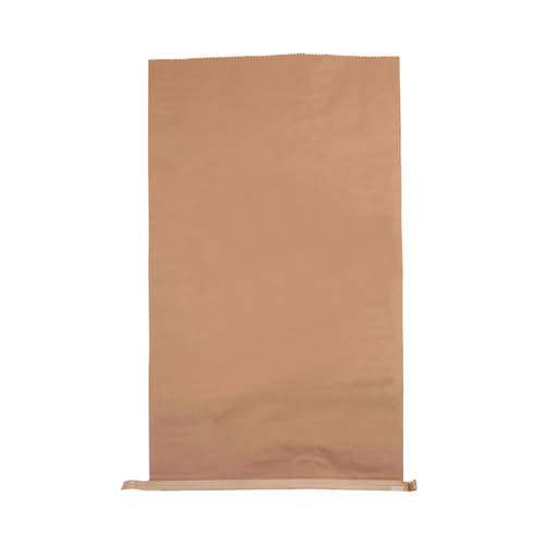 Plain Paper Waste Sack Brown (Pack of 50) 47121701