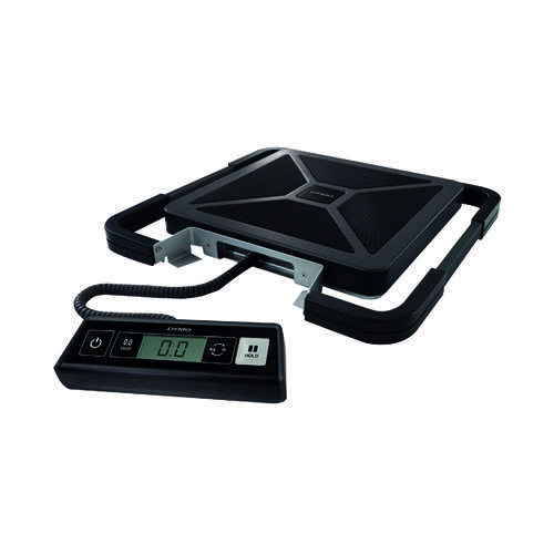 Dymo S50 UK Shipping Scale 50kg Black S0929050 ES92905