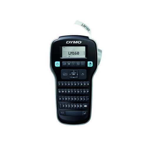 Dymo LabelManager 160 Mono Label Maker S0946320
