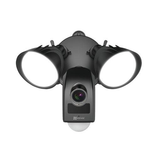 EZVIZ Full HD Outdoor Security Camera/Light Black CS-LC1-A0-1B2WPFRL
