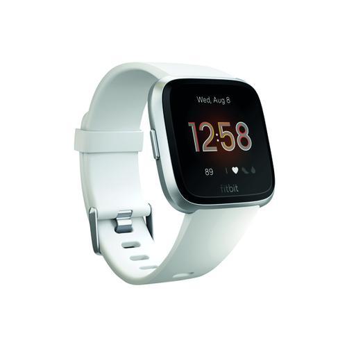 Fitbit Versa Lite White/Aluminium FB415SRWT