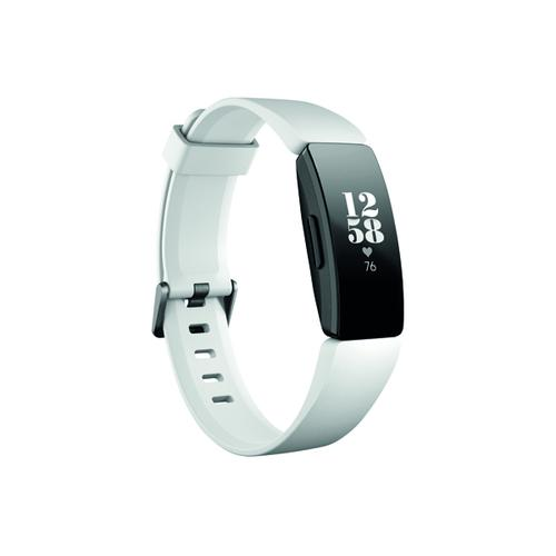 Fitbit Inspire HR White/Black FB413BKWT