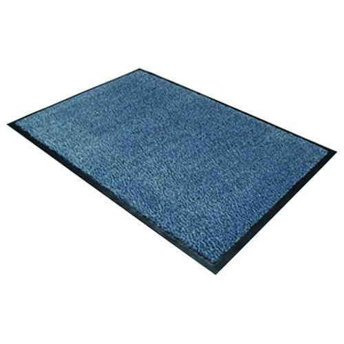 Doortex Dust Control Mat 600x900mm Blue 46090DCBLV