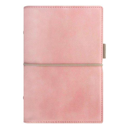 Filofax Domino Soft Personal Organiser Pale Pink 22577