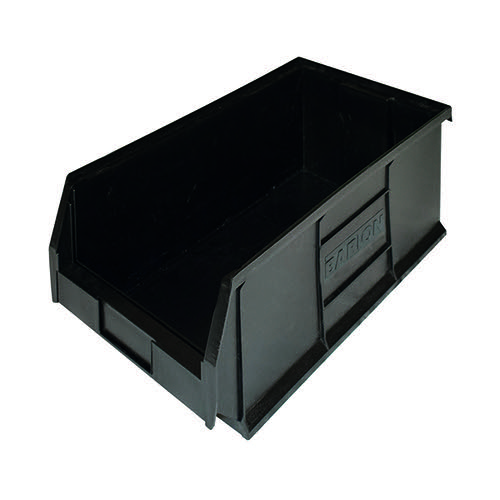 Barton Topstore Container TC7 Recycled (Pack of 5) Black 010078