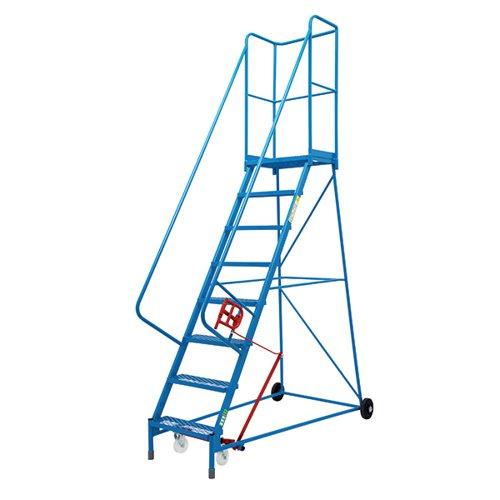 Fort Atlas 8 Tread Steps (W930 x D1610 x H3000mm) MS1208M