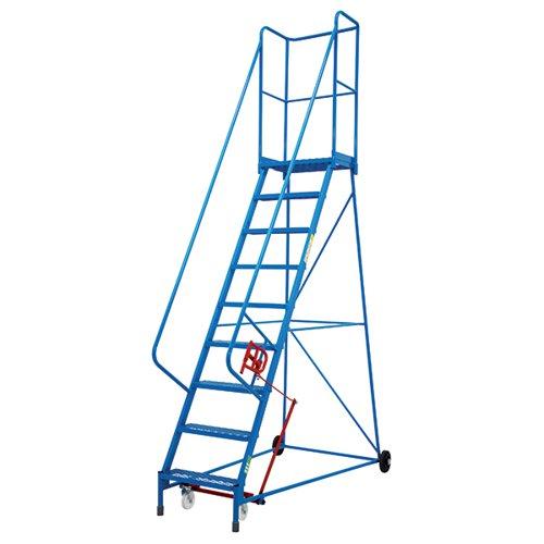 Fort Atlas 9 Tread Steps (W980 x D1770 x H3250mm) MS1209M