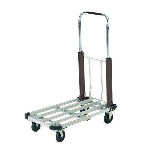 GPC Aluminium Lightweight Folding Trolley (Maximum load of 150kg) GI001Y