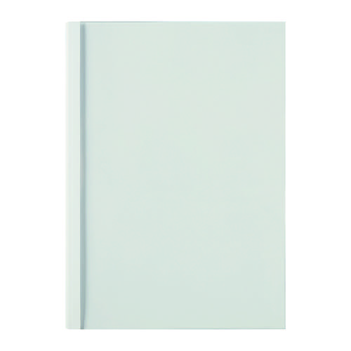 GBC Standard ThermaBind A4 Cover 200 gsm 1.5mm White (Pack of 100) IB370014