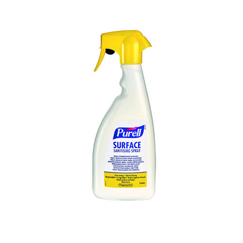 Purell Surface Sanitising Spray 750ml 32675-06-EEU