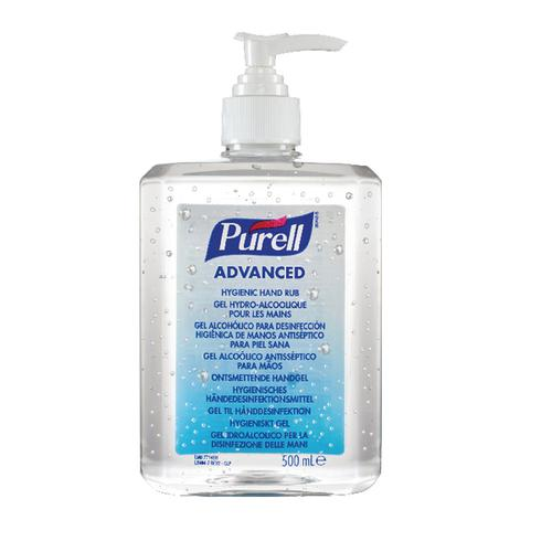 Purell Advanced Hygienic Hand Rub 500ml