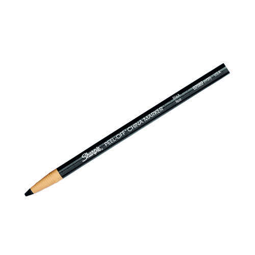 Sharpie China Marker Black (Pack of 12) S0305071