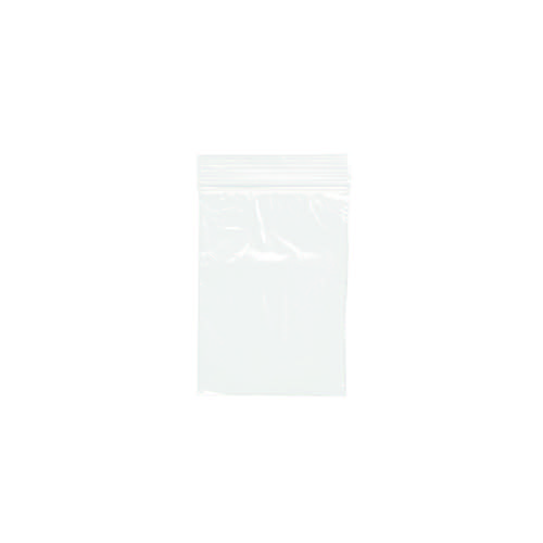 Minigrip Bag 57x76mm Clear (Pack of 1000) GL-02
