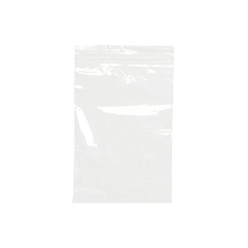 Clear Minigrip Bag 125x190mm (Pack of 1000) GL-09