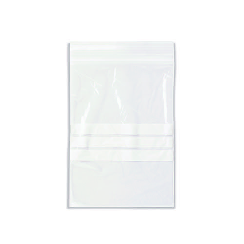 Write-on Minigrip Bag 100x140mm (Pack of 1000) GA-125