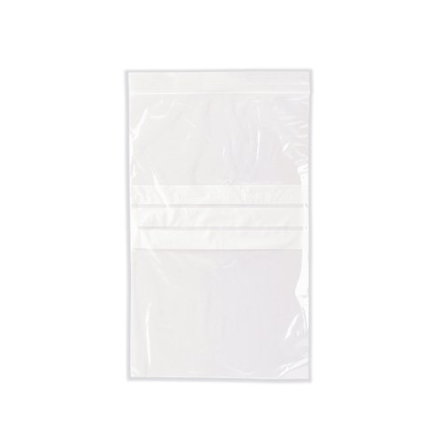 Write-on Minigrip Bag 150x230mm (Pack of 1000) GA-130