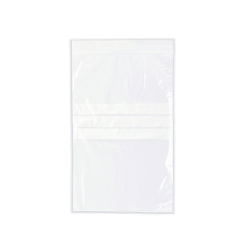 Write-on Minigrip Bag 150x230mm (Pack of 1000) GA-130