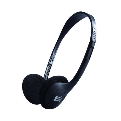 Computer Gear HP 503 Economy Stereo Headset With In-Line Microphone 24-1503