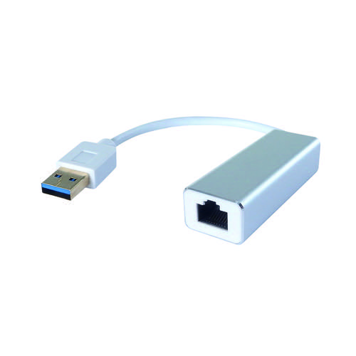 Connekt Gear USB 3 to RJ45 Cat6 Gigabit Ethernet Adaptor 26-2970